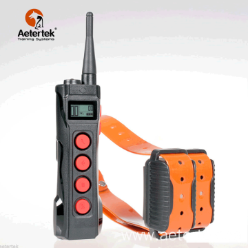 Aetertek AT-919C bark stop training collar 2 receivers